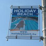 Holiday Beach útbaigazító megjelenés